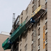 cuidados para el mantenimiento de fachadas