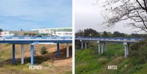 reformas de puentes